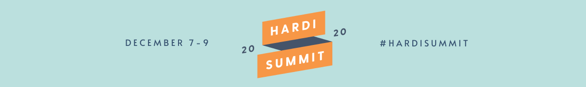 HARDI Summit 20202 - Banner